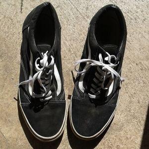 Vans Shoes - Worn Vans old skool men's size 15D